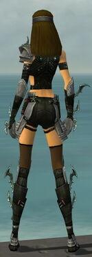Assassin Elite Luxon Armor F gray back