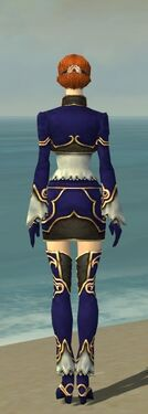 Mesmer Monument Armor F dyed back
