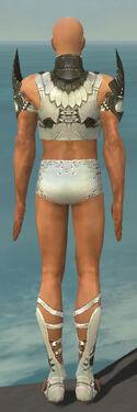 Paragon Sunspear Armor M gray chest feet back