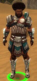 Koss Armor Primeval Front