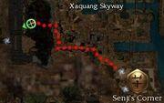 Shreader Sharptongue map location