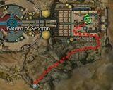 Shosa Map