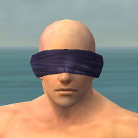 Blindfold M gray front