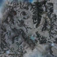 Icedome map
