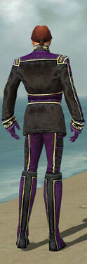 Mesmer Canthan Armor M dyed back