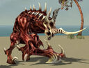 Animate Flesh Golem creature model