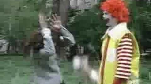 Ronald Attacks