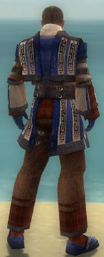 Monk Ancient Armor M dyed back