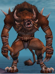 Charr Form effect