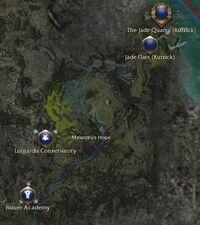 Melandru's Hope map