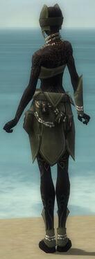 Ritualist Kurzick Armor F gray back