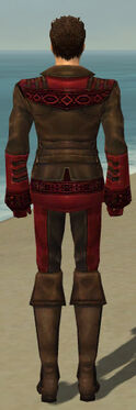 Mesmer Istani Armor M dyed back
