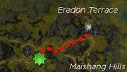 Night Raiders map 2