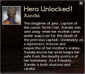 XandraUnlocked