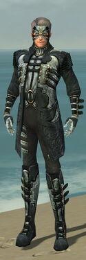 Mesmer Elite Kurzick Armor M dyed front