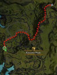 Justiciar Marron map