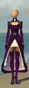 Mesmer Courtly Armor F dyed front