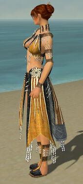 Elementalist Sunspear Armor F dyed side