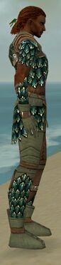 Ranger Drakescale Armor M gray side alternate