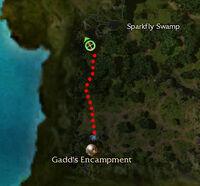 Waray Skullflayer Location Map