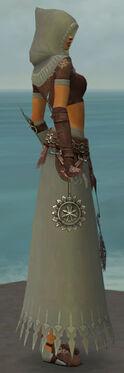Dervish Sunspear Armor F gray side
