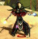 Skeleton Sorcerer