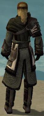 Ranger Norn Armor M gray back