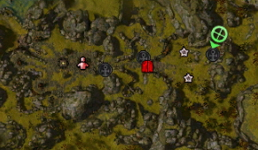 Assualt on the stronghold map