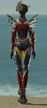 Assassin Asuran Armor F dyed back