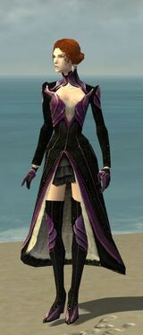 Mesmer Asuran Armor F dyed front