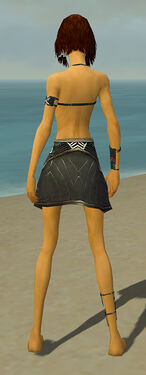 Oni Leggings F gray back