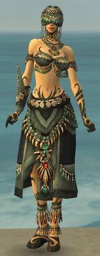 Ritualist Elite Luxon Armor F gray front