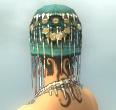 Ritualist Luxon Armor F dyed head back
