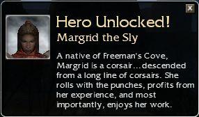 MargridUnlocked