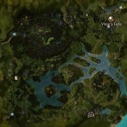 Arbor Bay Map
