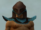 Dervish Ancient Armor M dyed head front