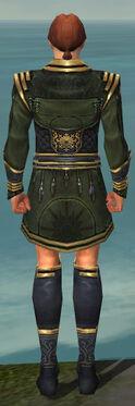 Mesmer Sunspear Armor M gray chest feet back
