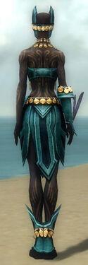 Ritualist Elite Kurzick Armor F dyed back
