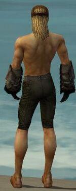 Ranger Norn Armor M gray arms legs back