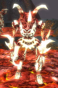 Flame Cursed Sentinel