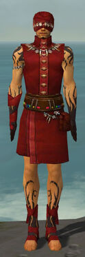 Ritualist Shing Jea Armor M dyed front