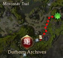 Sunreach Warmaker map