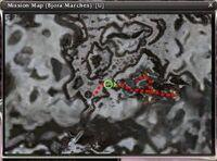 Gursteig's Cavern Map