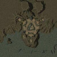 Broken Tower map