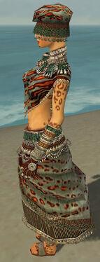 Ritualist Elite Exotic Armor F gray side