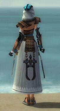 Dervish Monument Armor F dyed back
