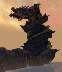 Dragon lighthouse