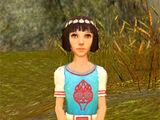 Gwen (Pre-searing)