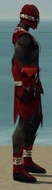 Ritualist Kurzick Armor M dyed side alternate