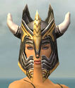Warrior Norn Armor F dyed head front